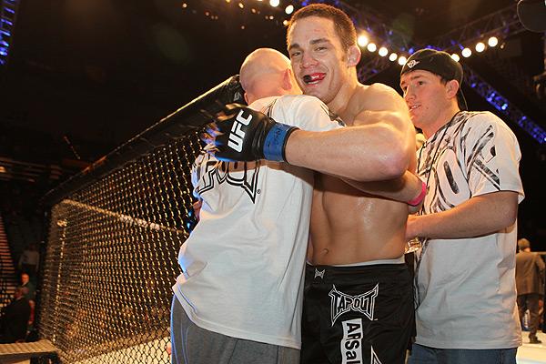 UFC on Fuel TV 1 Bonuses: Elle...