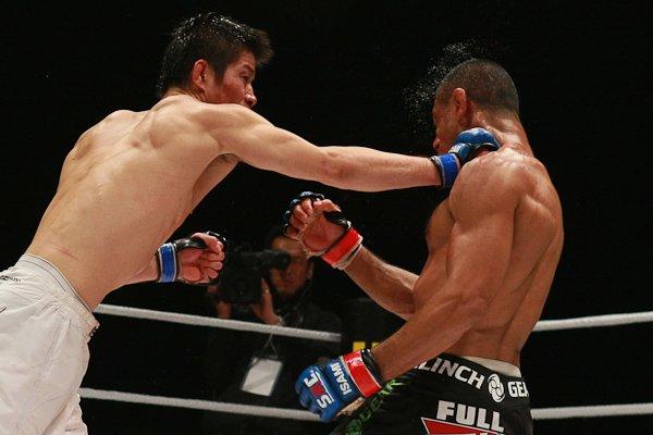 Hio-king: Hioki Takes Sandro's SRC Crown at 'Soul of Fight'