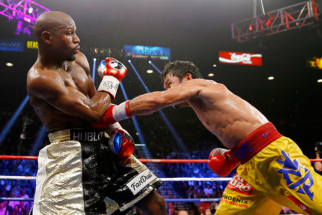 Boxing: Floyd Mayweather Jr  and Contemporary Science