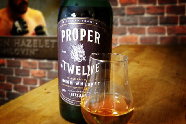 3b95ada7b Review: Proper No. Twelve Irish Whiskey
