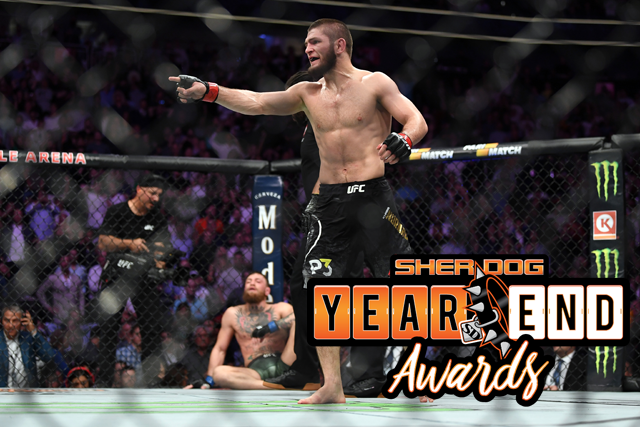 Sherdog Com S 2018 Event Of The Year