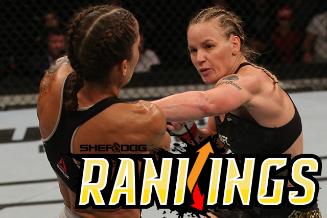 Sherdog's Official Mixed Martial Arts Rankings  Vengeance with a Bullet