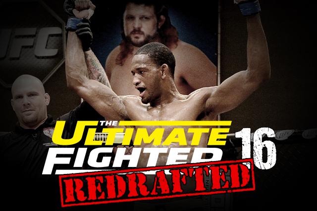 Sherdog Redraft The Ultimate Fighter Season 16